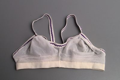 Berlei Ltd was a highly successful Australian international company that manufactured bras, corsets, underwear, medical support garments, girdles and suspender belts. The company played a major role in producing women's underwear that fitted the shape of the female body (and undertook the first anth...