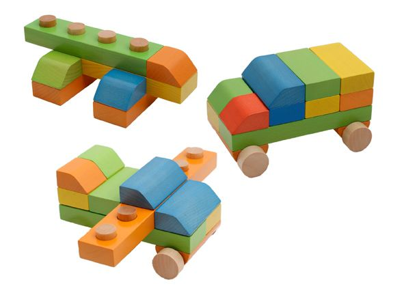 Discoveroo Blocks - Colour (22 pc Set)