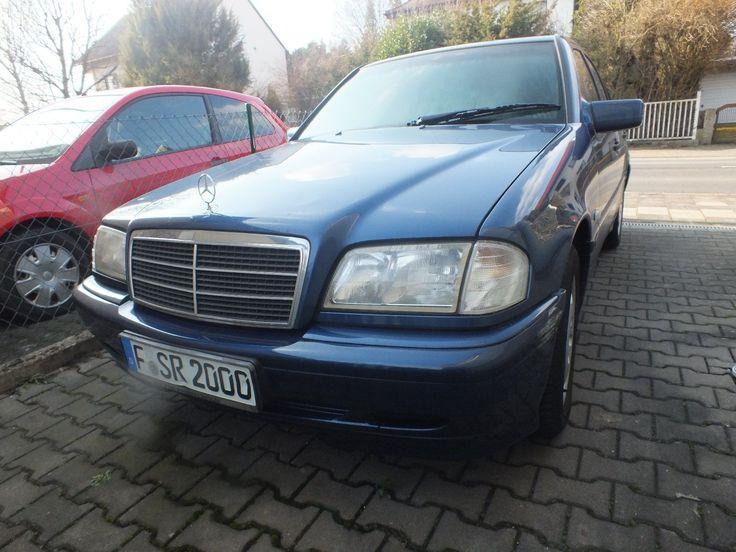 Mercedes C180 W202 Classic-Selection Jaspisblau zum Ausschlachten guter Motor   Check more at https://0nlineshop.de/mercedes-c180-w202-classic-selection-jaspisblau-zum-ausschlachten-guter-motor/