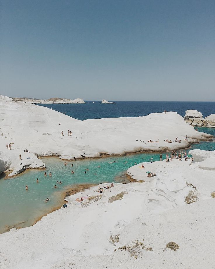 Milos Island, Greece  .  .  #instagood #instagram #instatraveling #vscocam
