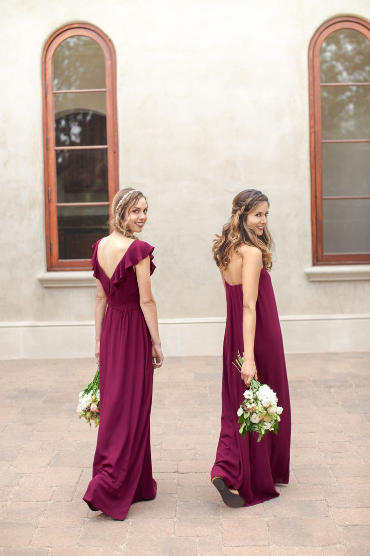 Vow to be chic designer bridesmaid dresses you rent ombrellifo Choice Image