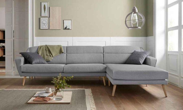 andas Ecksofa »Helsingborg«, in skandinavischem Design in ...