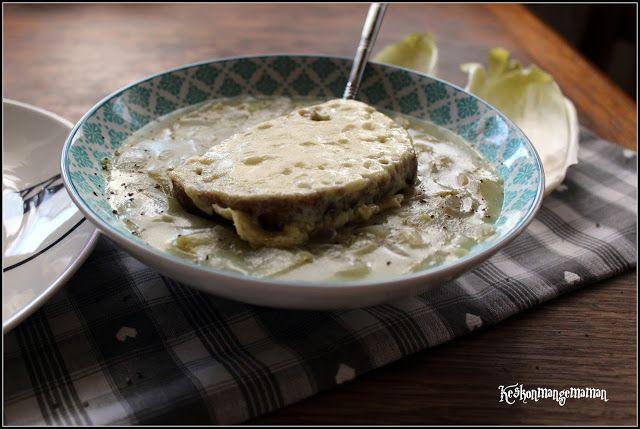 Keskonmangemaman?: Soupe à la bière des danoises du Festin de Babette...