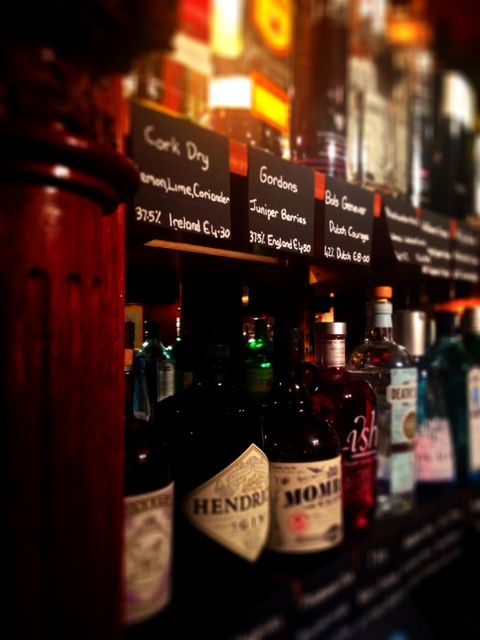 Take the Gin Journey in the Granville Hotel and find the perfect combination of Gin and Tonic from our varied selection of both.