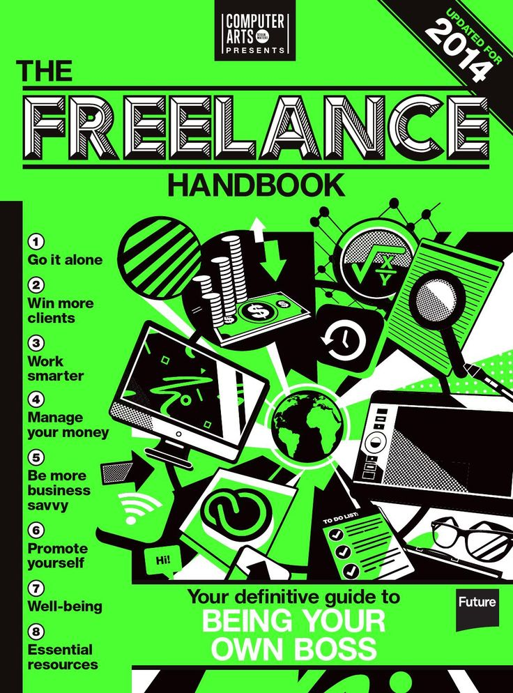 The Freelance Handbook  Your definite guide to Being Your Own Boss