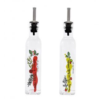 Duo hulier Rendez-vous des huiles préssés et vinaigrier Faîtes tourner le vinaigre !