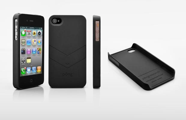 Pong Case $49.99 - Radiation reflecting iphone case. Stock up people, these things could save us all in the future!