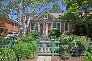 Stone Historical Dundas Home $850,000