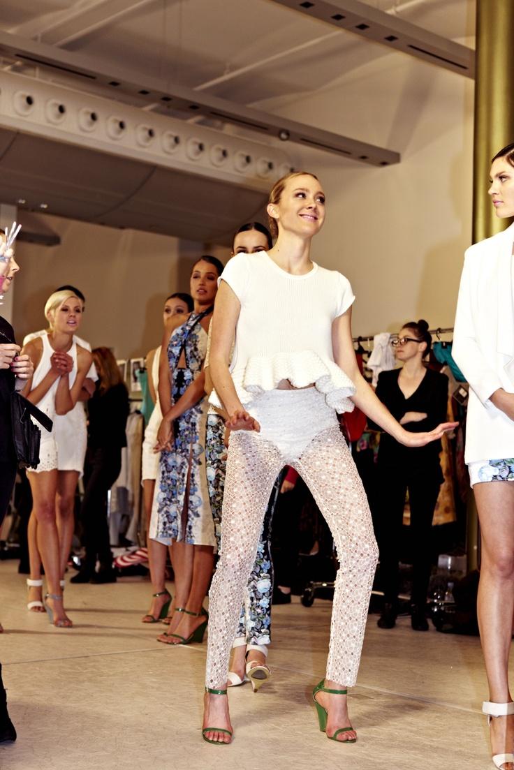 Cosmopolitan Bioglan Show Day 30 Days of Fashion and Beauty