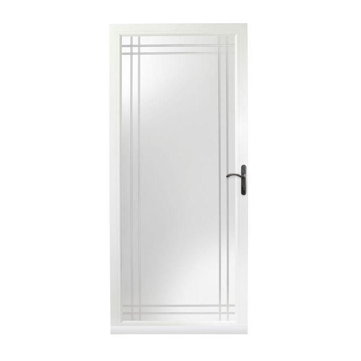 Best 25 Glass Storm Doors Ideas On Pinterest Storm