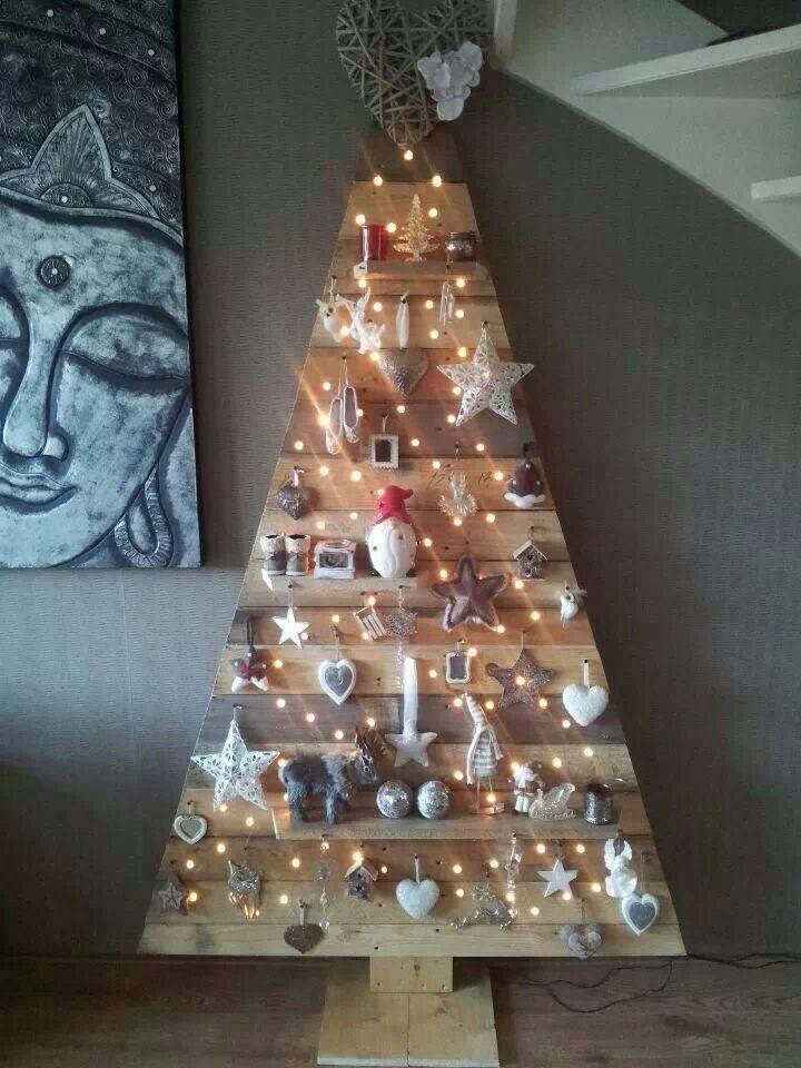 kerst boom idee
