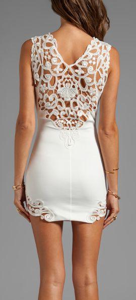 un vestido asi <3