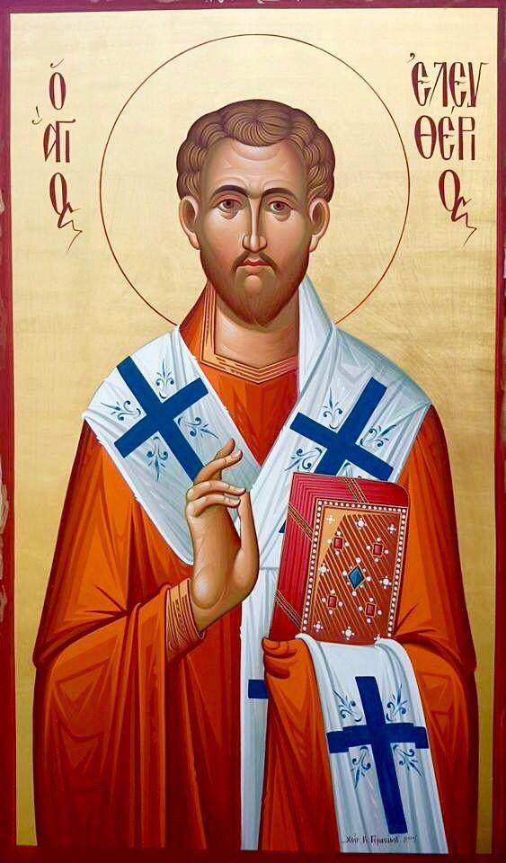 St. Eleftherios by Costas Gerasimou