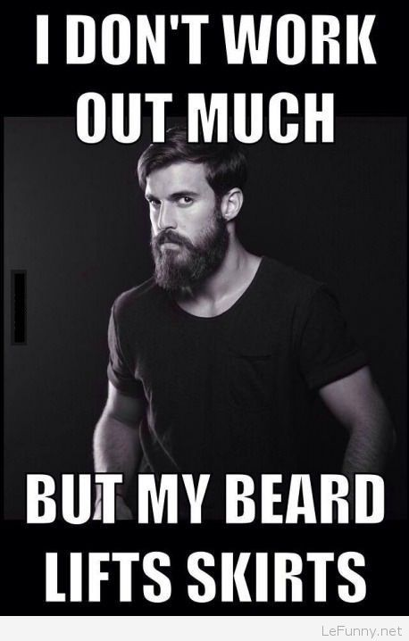 My feeling with a beard | Funny Pictures | Funny Quotes | Funny Jokes – Photos, Images, Pics