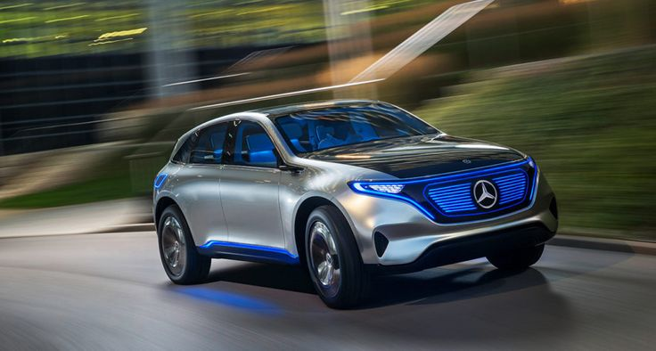 All-Electric Mercedes-Benz SUV Coming in 2020