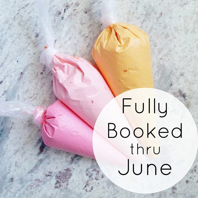 Thank you to everyone who has supported my little home bakery business! 💕 I'm still hoping to have Teacher Appreciation, Mothers Day, and Fathers Day sets available.