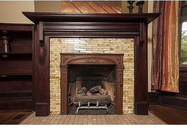17 Best Images About Mantels Inserts Tiles In Old
