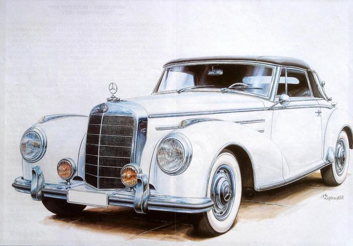 Car Sketches by Vaclav Zapadlik