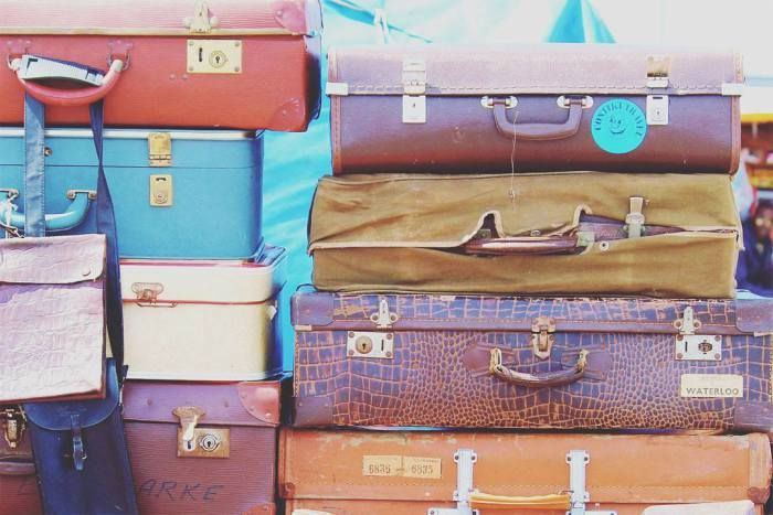 How to Put Your Life On a Carry-on | The Red Traveller