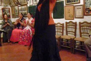 Ballerina di flamenco, Granada - Spagna - Snapshots