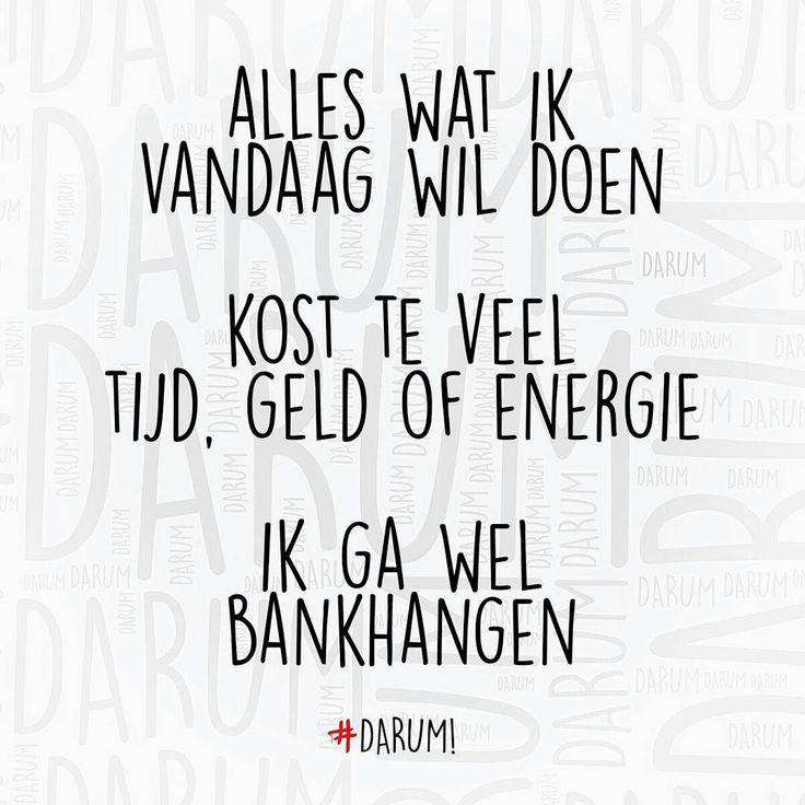 """""""#darum #fijnezondag"""""""
