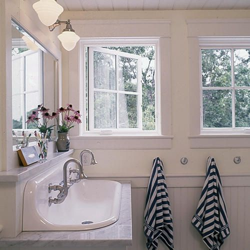 Bathroom Vanity Pulling Away From Wall: 39 Best Images About Bathroom Vision Built On Pinterest