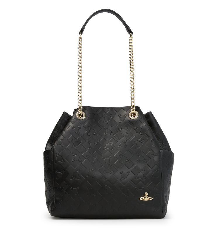 Harrow Bucket Bag 131124 Black #SS17