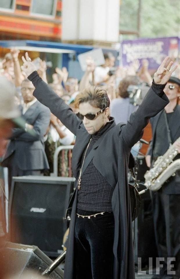 Prince - Today Show 1996
