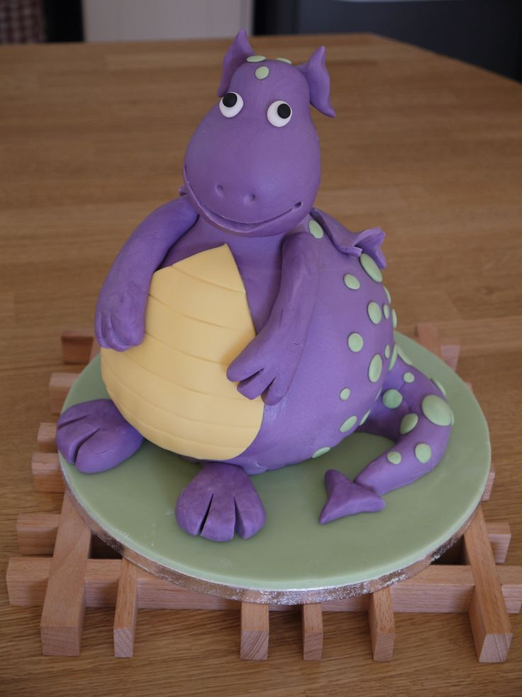 Images Of Cakes Decorated With Fondant