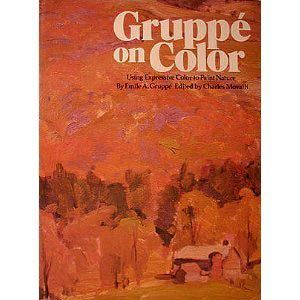 gruppe on color by emile a gruppe - Painting Color Book