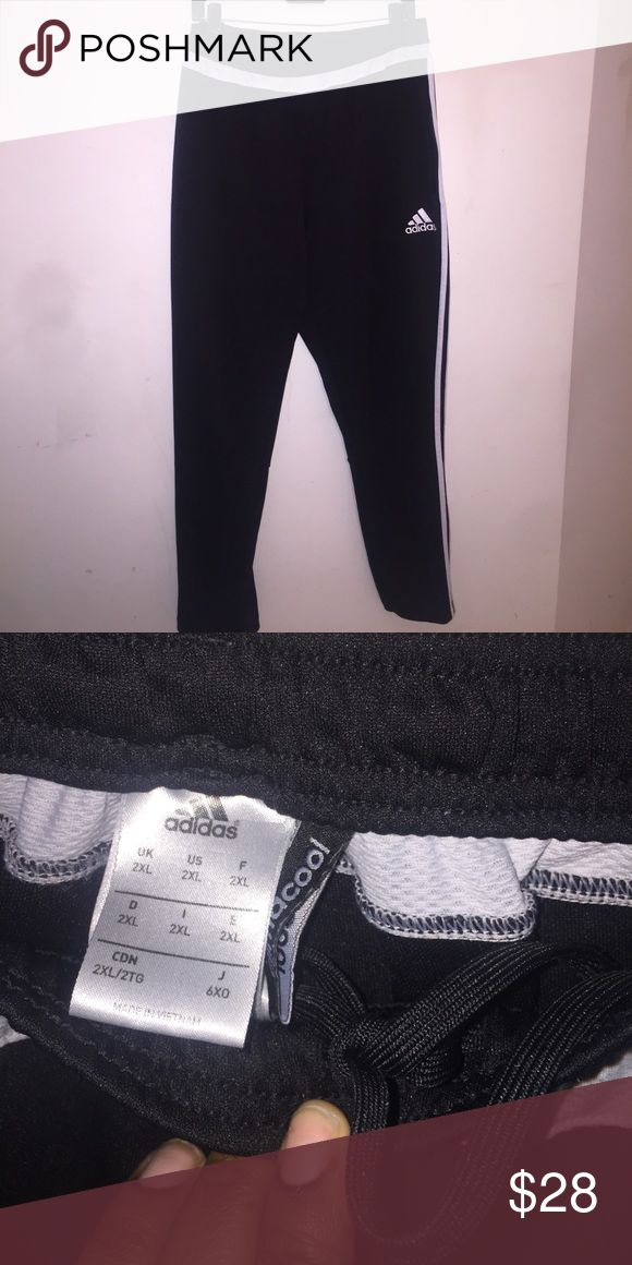 Adidas Original pants Great condition! I can't fit them so I haven't worn them! All money goes towards college! Thank you 🤗 adidas Pants Sweatpants & Joggers