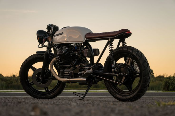 CX500 Cafe Racer Build — will nicholson