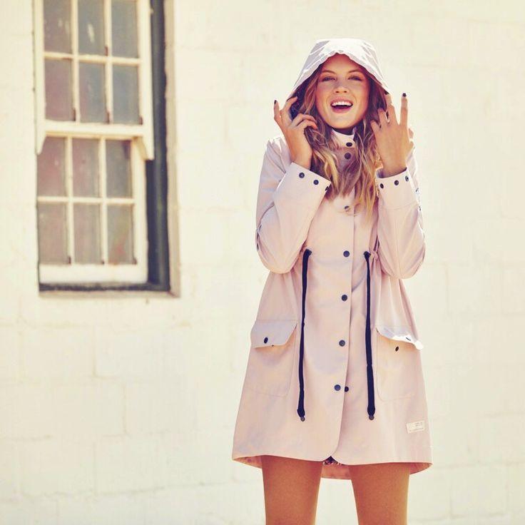 Odd Molly SS16 | Made in Love | Rainwear collection | Rainjacket | www.oddmolly.com