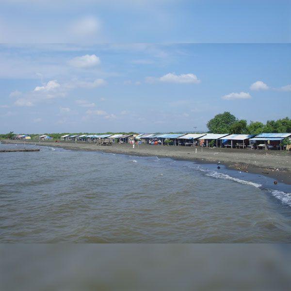 Keindahan Wisata Pantai Maron Semarang
