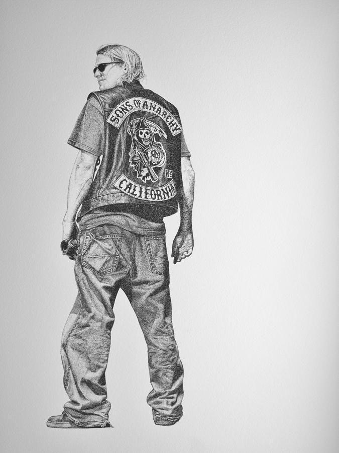 Jax Teller - Sons of Anarchy