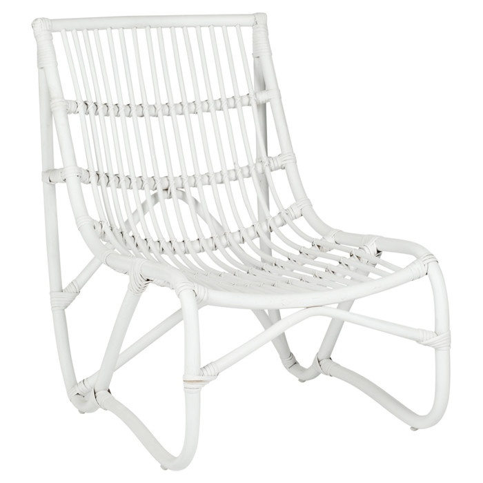 Lennox Rattan Accent Chair