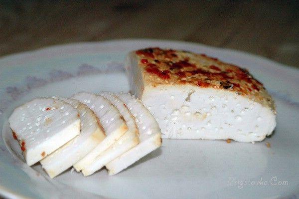 Брынза из козьего молока в мультиварке #Polaris0527 #cheese #multicooker #handmade