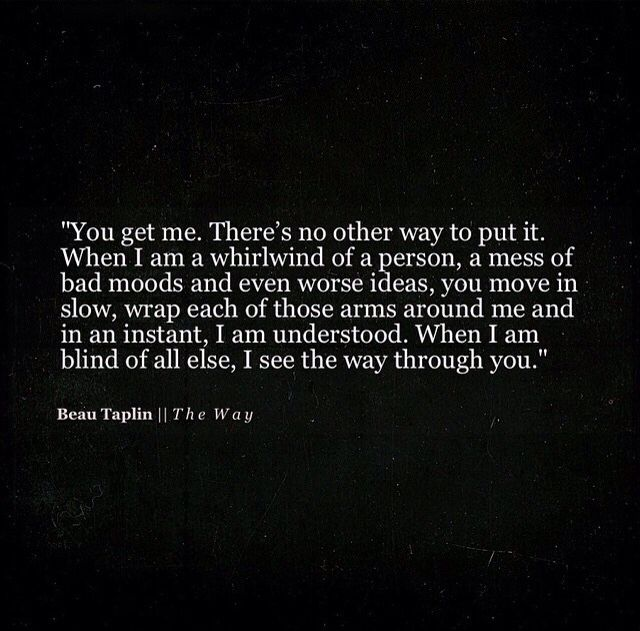 Beau Taplin || The Way