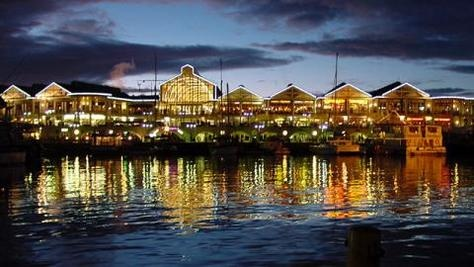 Victoria and Alfred Waterfront in Cape Town