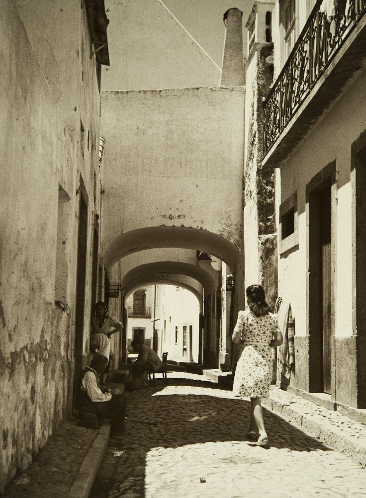 Algarve, década de 40.