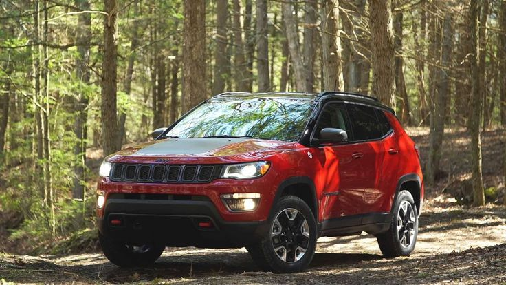 2017 Jeep Compass Review: Lost in Last Place