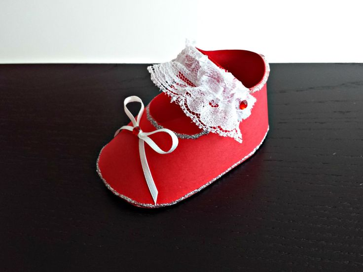 10 Pcs Little girl baby shoe favor box gift box by SweetBoxshop on Etsy