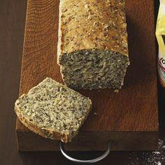 5-Minuten-Brot mit Körnern und Vollkornmehl
