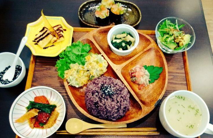 ベジキッチン 月替わりランチ  1,500円(税別)