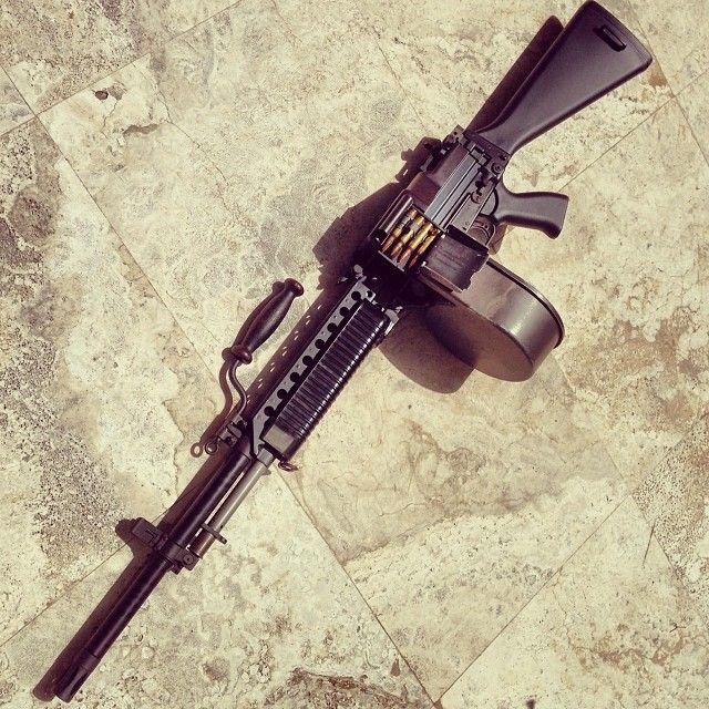xm22 machine gun