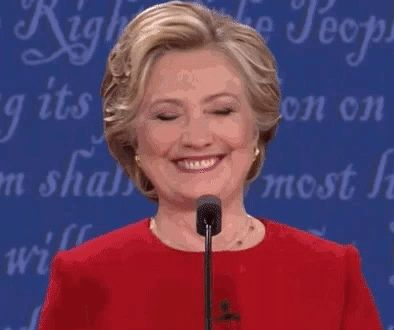New trendy GIF/ Giphy. hillary clinton debate shaq shimmy shaquille oneal. Let like/ repin/ follow @cutephonecases