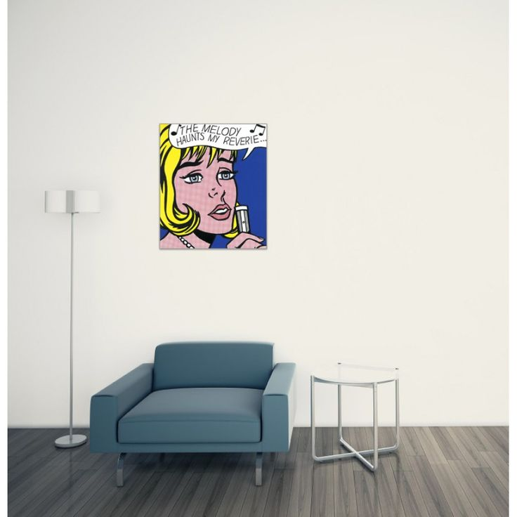 LICHTENSTEIN - Reverie from 11 Pop Artist Vol.2 58x68 cm #artprints #interior #design #art #print #iloveart #followart #artist #fineart #artwit  Scopri Descrizione e Prezzo http://www.artopweb.com/autori/roy-lichtenstein/EC21688