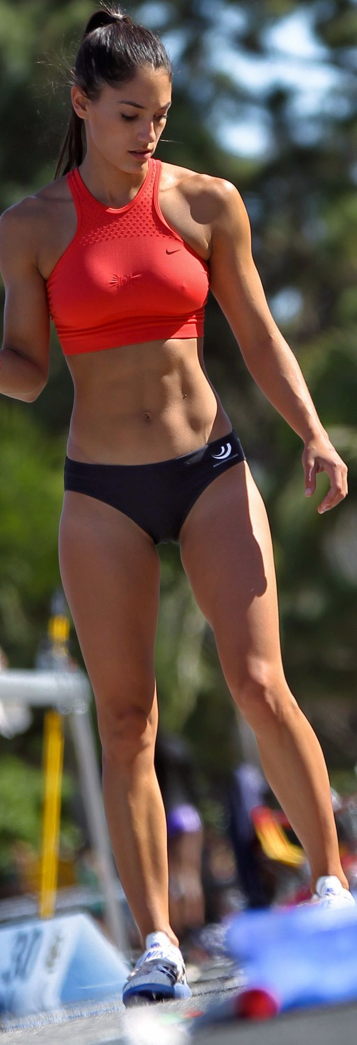 Allison Stokke  C - Cute Girls  Fitness, Fit Women -6463