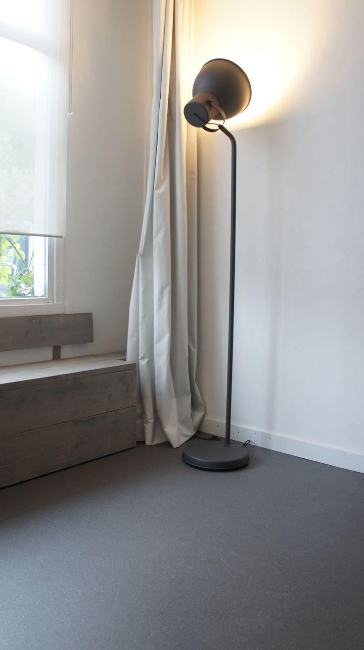 Semi-Granito vloer