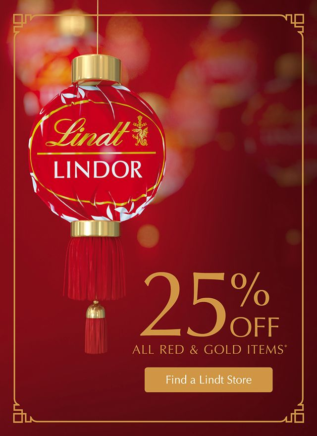 Click to find a Lindt store